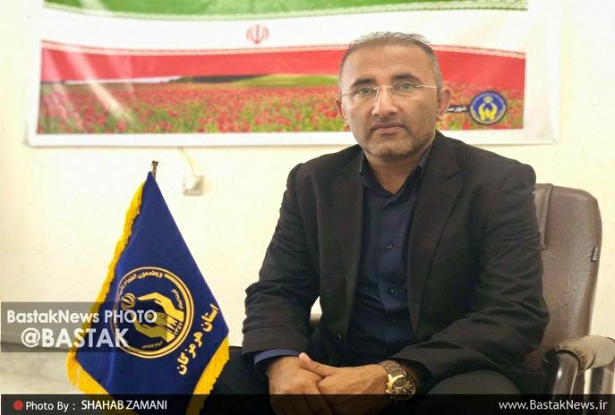 سلیمان رحمانی به عنوان معاون اداری و مالی اداره کل کمیته امداد هرمزگان معرفی شد