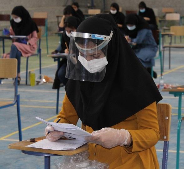 رقابت ۹۳۴ دانش آموز بستکی در گروه آزمایشی ریاضی و علوم انسانی