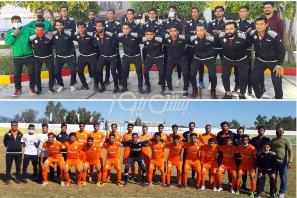 حضور تیم فوتبال هرنگ جوان در فصل جدید مرحله اول لیگ دسته سوم فوتبال کشور