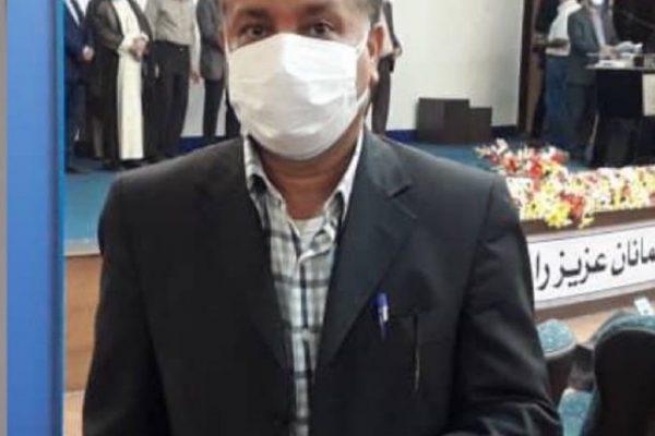 دکتر ترکی استاد برتر دانشکده بهداشت دانشگاه علوم پزشکی بندرعباس انتخاب شد